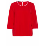 Marc Aurel Blouse rood