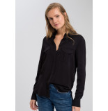 Marc Aurel Blouse zwart