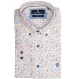 Basefield Lange mouw overhemd 219014089/402 oranje