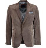 Bos Bright Blue Blue heleen b jacket drop 7,5 193037he03bo/840 bruin