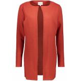 VILA Vinaja new long jacket-fav 14043894 ketchup rood