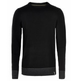 Anerkjendt Pullover akcabe zwart