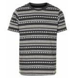 Anerkjendt T-shirt akrod zwart
