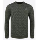 Gabbiano Pullover 77083 groen