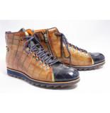 Harris 0727 boots sportief blauw
