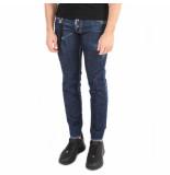 Dsquared2 5 pocket jeans blauw