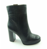 What For Korte laarzen zwart