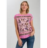 Marc Aurel Shirt roze