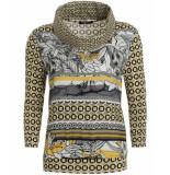 Frank Walder T-shirt w92109409 geel