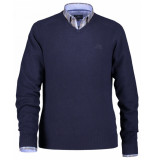 State of Art Pullover 12129003 blauw