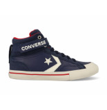 Converse All stars pro strap hoog 665839c / rood / wit blauw