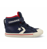 Converse All stars pro strap hoog 766574c / rood / wit blauw