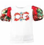 Dolce and Gabbana Kids T-shirt manica corta wit