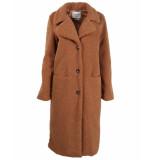 Another Label Coat 804-519460 bruin