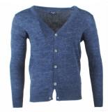 Earthbound Granddad vest blauw