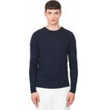 Antony Morato Knit pullover blauw