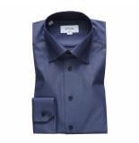 Eton 00000178 27 overhemd blauw