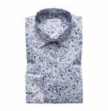 Eton 1000 00035 25 overhemd blauw