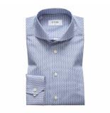 Eton 1000 00099 25 overhemd blauw