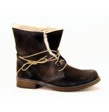 Line Footwear Messy 24 zwart