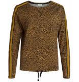 Anna van Toor T-shirt 08b04-02715531/2 geel