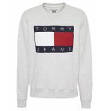 Tommy Hilfiger Sweatshirt dw0dw07414ppp grijs