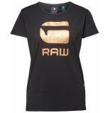 G-Star T-shirt d15750-4107-6484 zwart