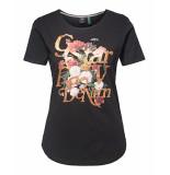 G-Star T-shirt d14711-4107-6484 zwart