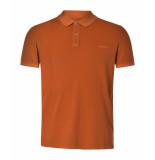 Woolrich Wopol0526 oranje