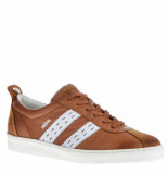 Quick Heren sneakers cognac beige