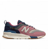 New Balance Women cw997 pink blue roze