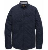 PME Legend Overhemd psi197201 blauw