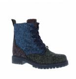 LeBig Boot 102689 blauw