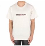 REPRESENT Logo t-shirt wit