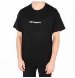 REPRESENT Tech ogo t-shirt zwart