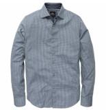 Vanguard Vsi187402 8180 long sleeve shirt check dalhart russet brown bruin