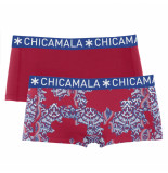 Muchachomalo Girls 2-pack boxershort dna