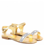 Dolce and Gabbana Kids Sandals goud