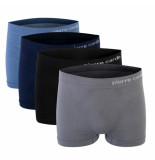 Pierre Cardin 4-pack boxers blauw