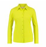 Studio Anneloes 02994 poppy shirt blouse geel