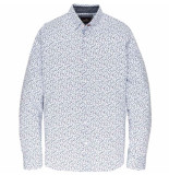 Vanguard Sleeve shirt cf print vsi197400/7003 wit