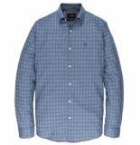 Vanguard Sleeve shirt check vsi197401/5331 blauw
