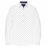 Vanguard Sleeve shirt print vsi197404/7003 wit