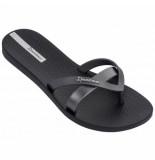 Ipanema Slipper women kirey black silver-schoenmaat 41