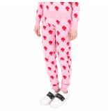 Reinders Pants logo roze