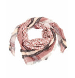 Moscow Shawl fw19-86.01 rood