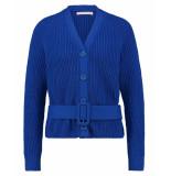Studio Anneloes Vest 03711 mina buckle blauw