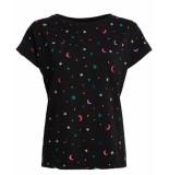 Fabienne Chapot T-shirt duckie zwart