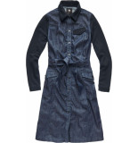 G-Star Ha army dress dark & navy blue denim
