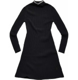 G-Star Lynn mock turtle dress wmn zwart